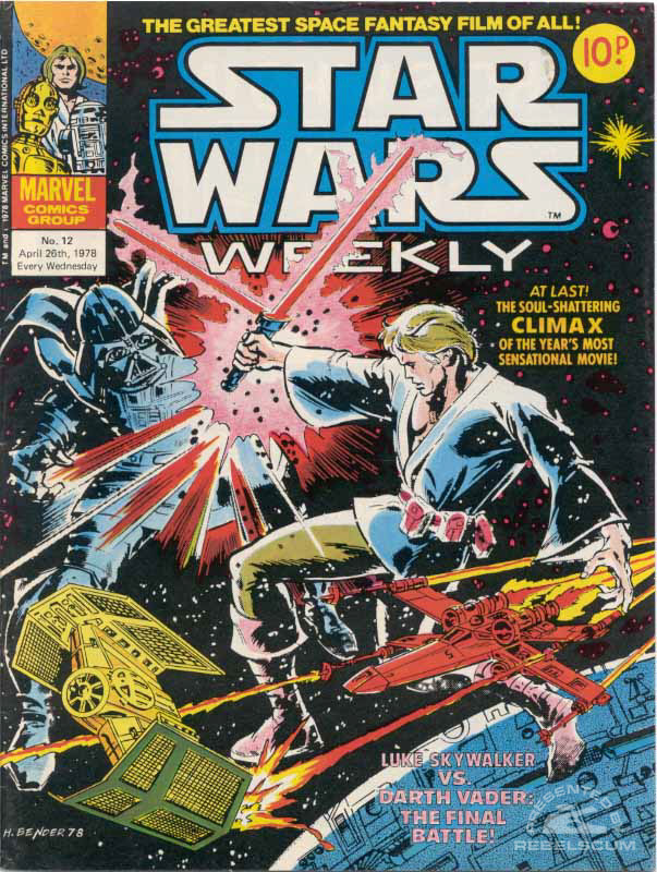 Star Wars Weekly #12