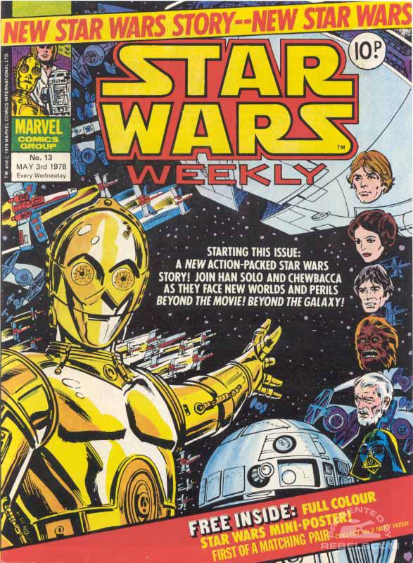 Star Wars Weekly #13