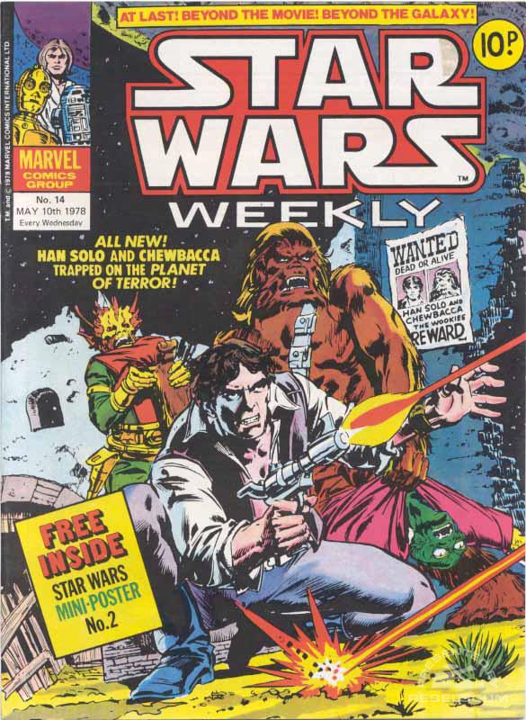 Star Wars Weekly #14
