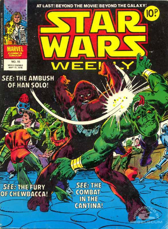 Star Wars Weekly #15