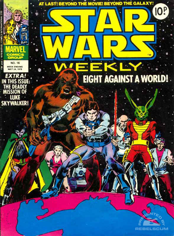 Star Wars Weekly #16