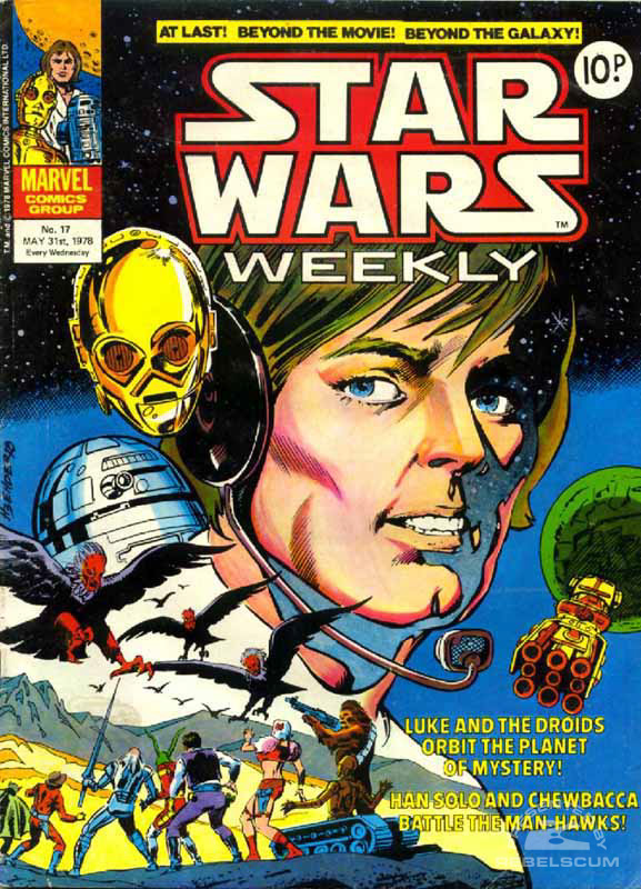 Star Wars Weekly #17
