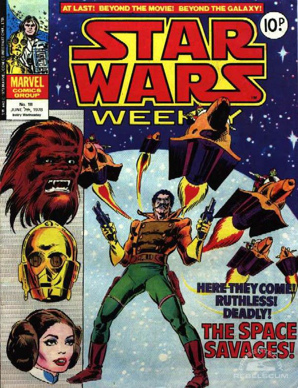 Star Wars Weekly #18