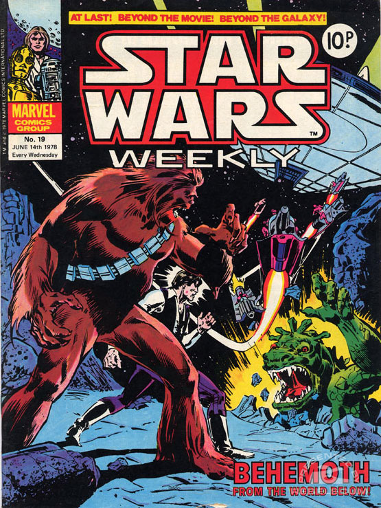 Star Wars Weekly #19