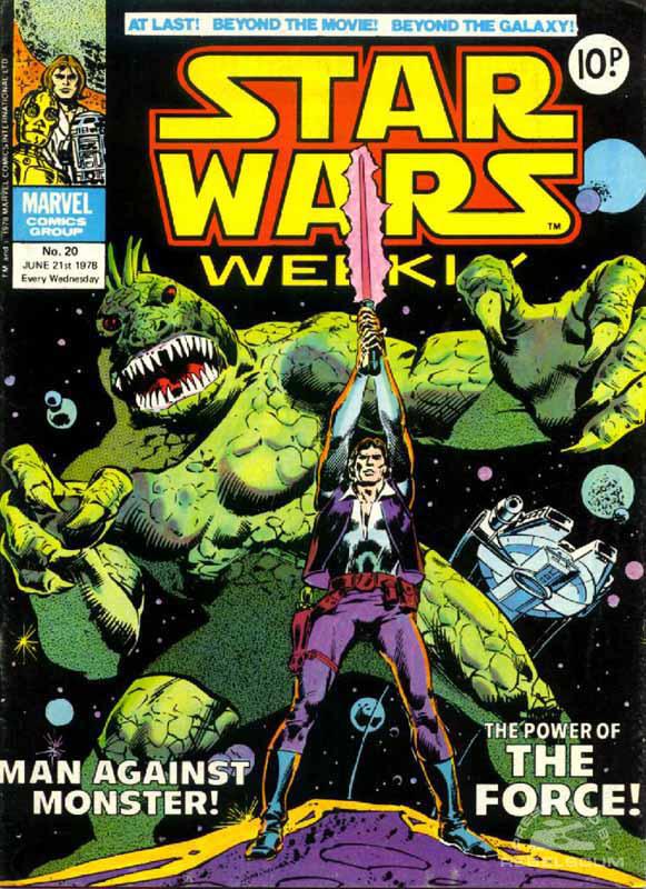 Star Wars Weekly #20