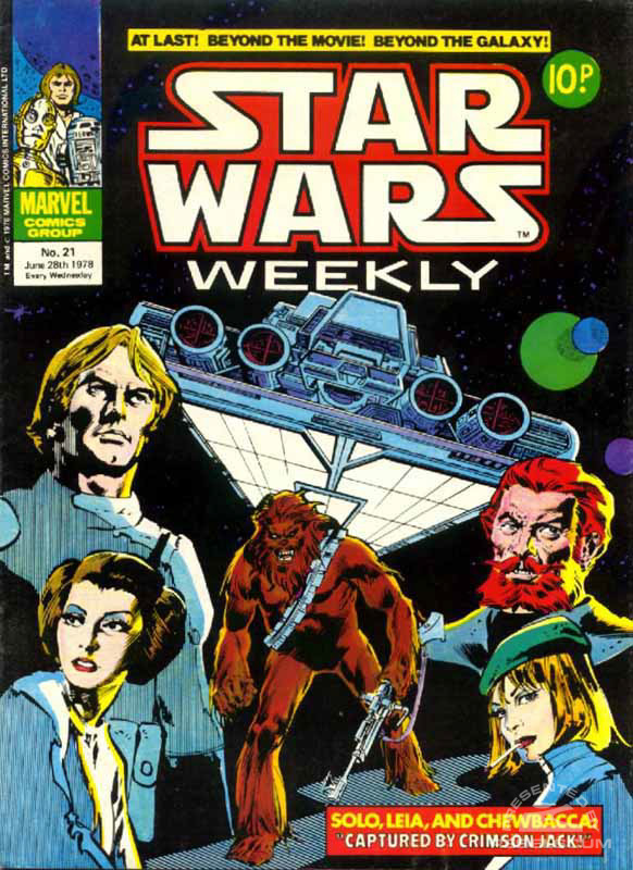 Star Wars Weekly #21