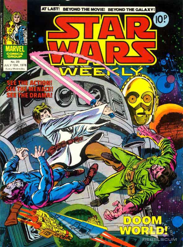 Star Wars Weekly #23