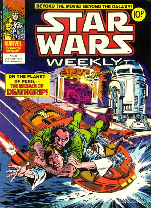 Star Wars Weekly #25
