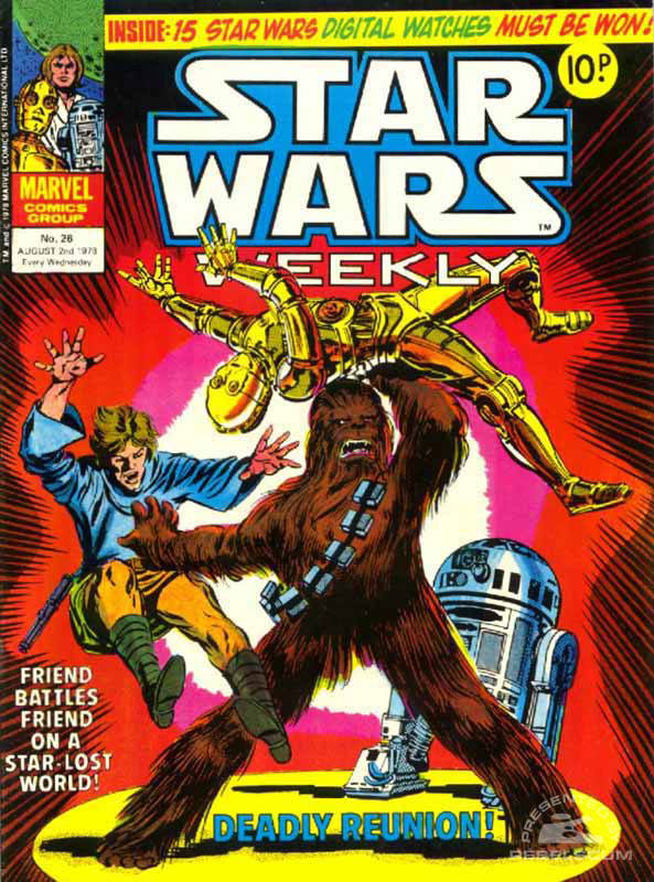 Star Wars Weekly #26