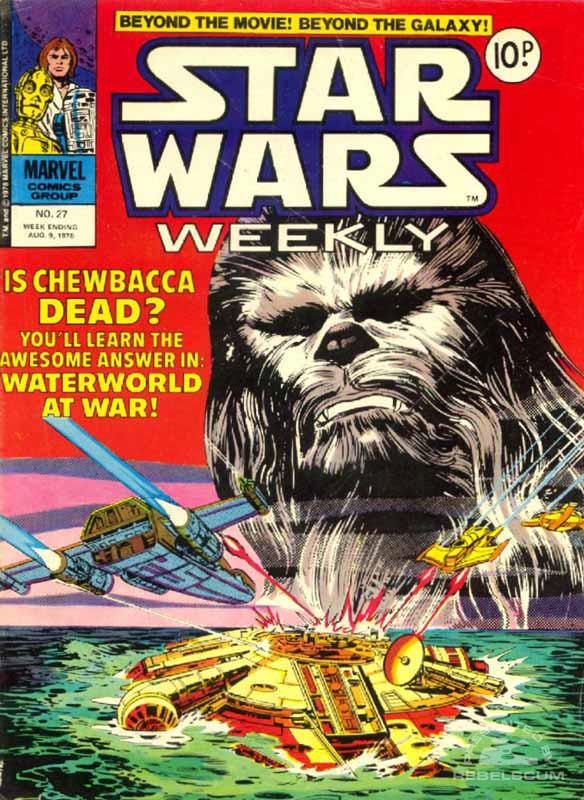 Star Wars Weekly #27