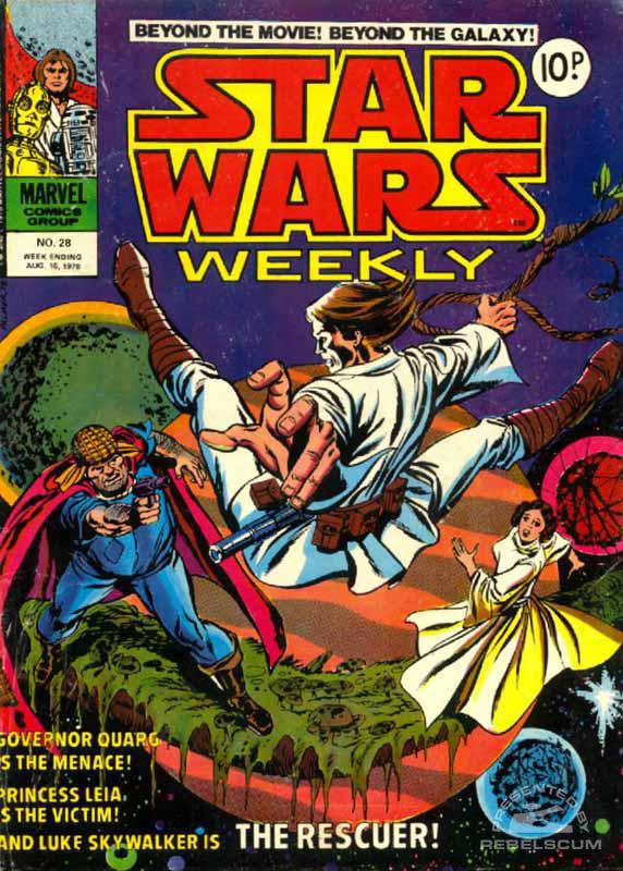 Star Wars Weekly #28