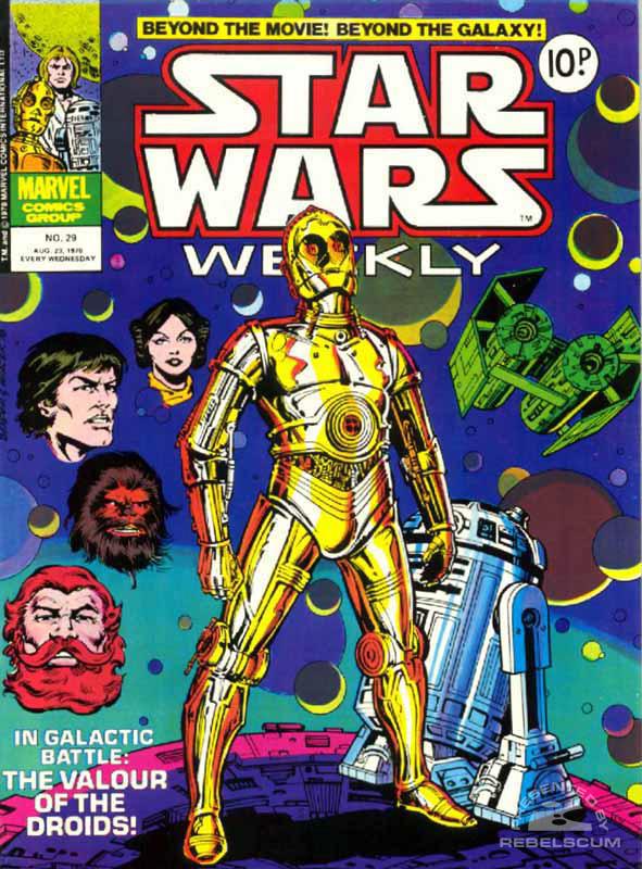 Star Wars Weekly #29