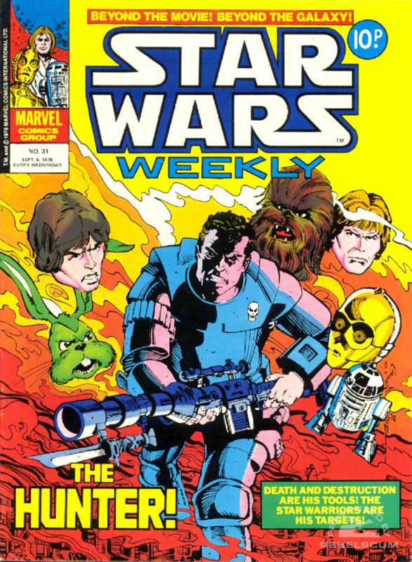 Star Wars Weekly #31