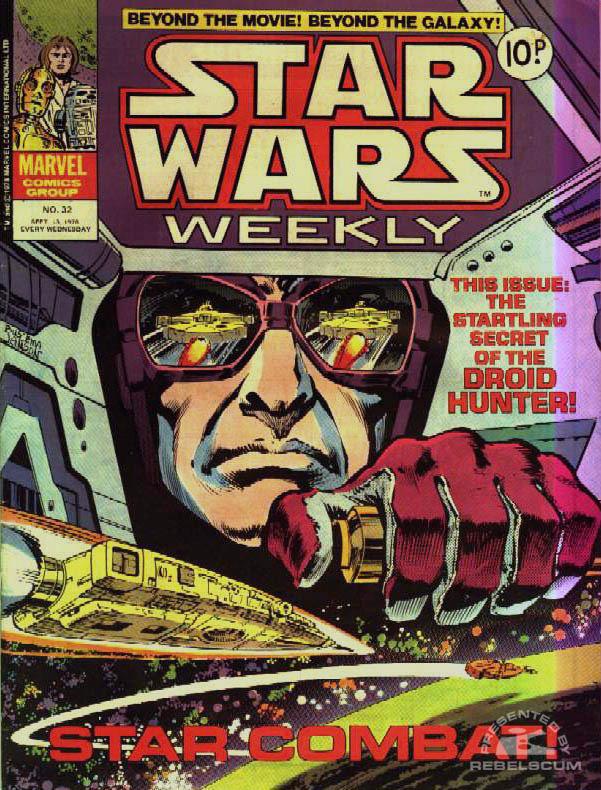 Star Wars Weekly #32