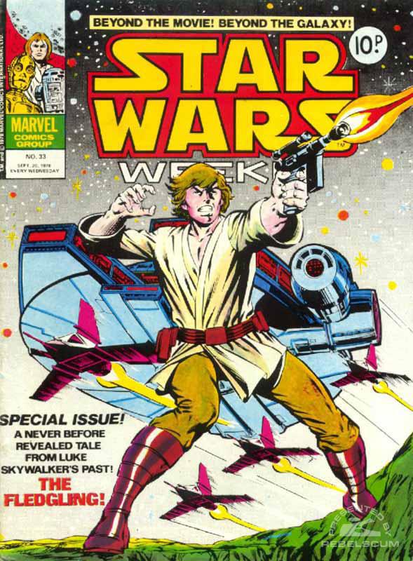 Star Wars Weekly #33