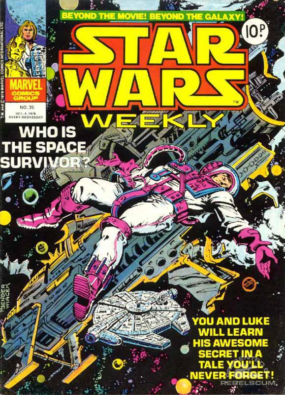 Star Wars Weekly #35