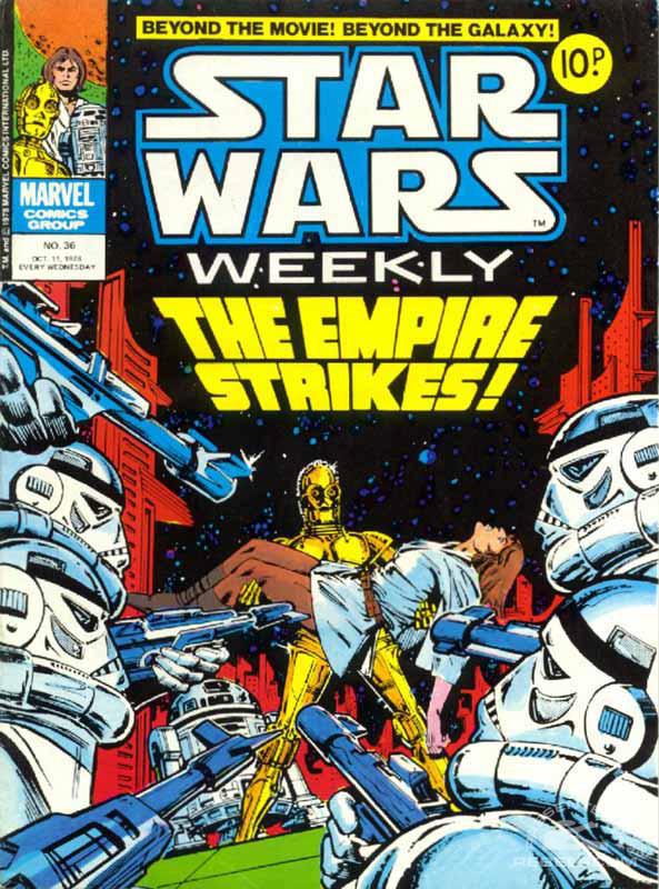 Star Wars Weekly #36