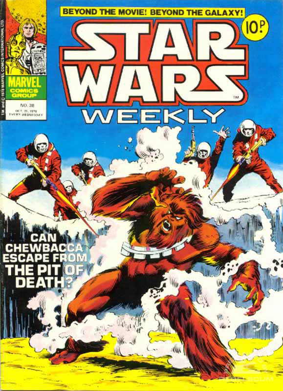 Star Wars Weekly #38