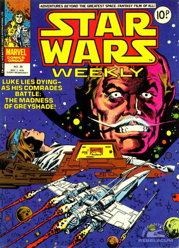 Star Wars Weekly #39