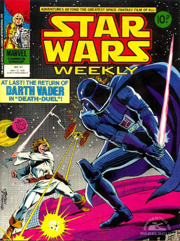 Star Wars Weekly #41
