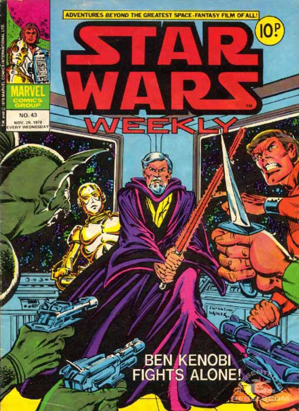 Star Wars Weekly #43