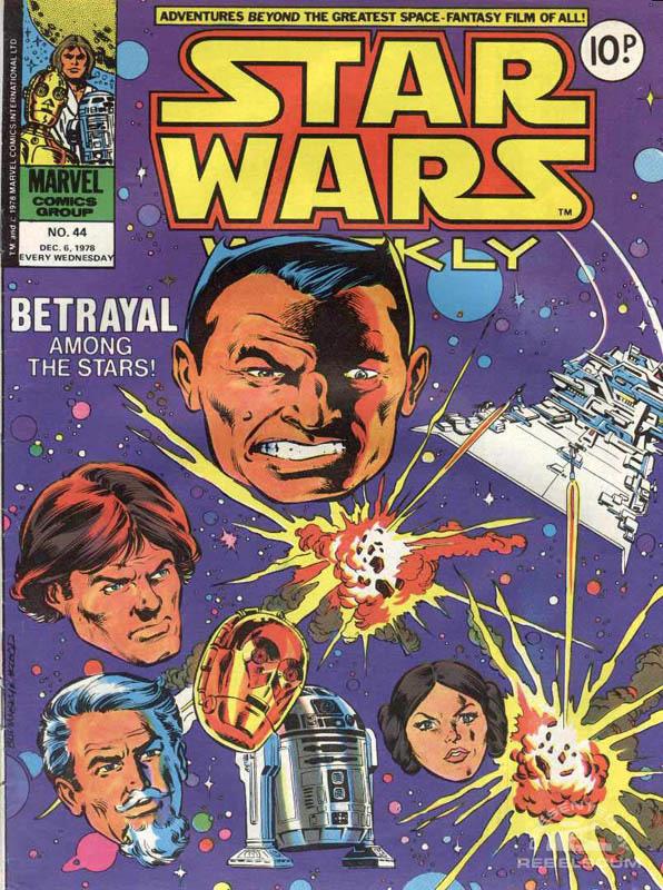 Star Wars Weekly #44