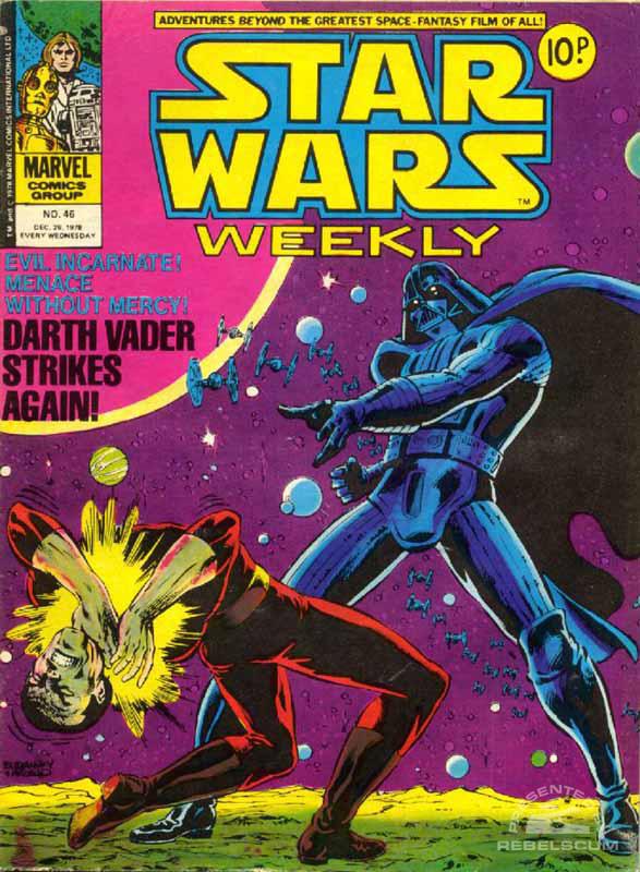 Star Wars Weekly #46
