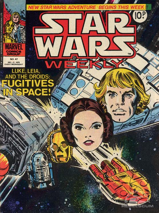 Star Wars Weekly #47
