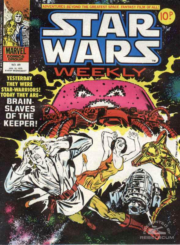 Star Wars Weekly #49