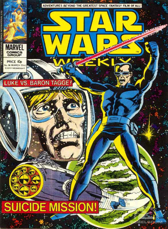 Star Wars Weekly #56