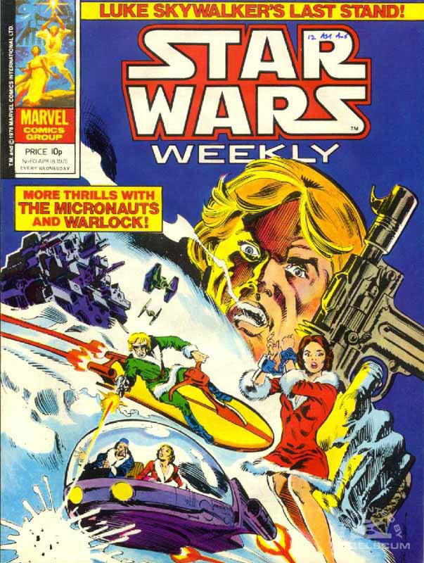 Star Wars Weekly #60