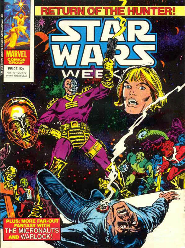 Star Wars Weekly #61