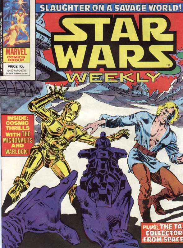 Star Wars Weekly #62