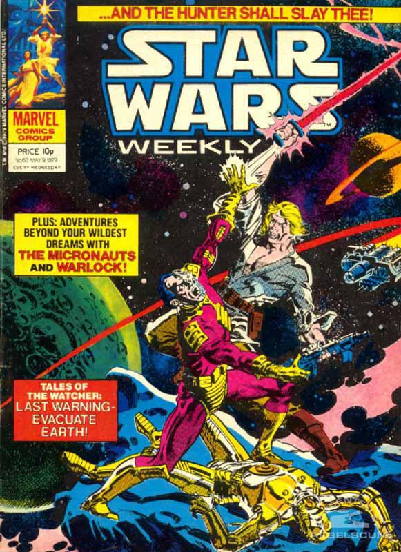 Star Wars Weekly #63