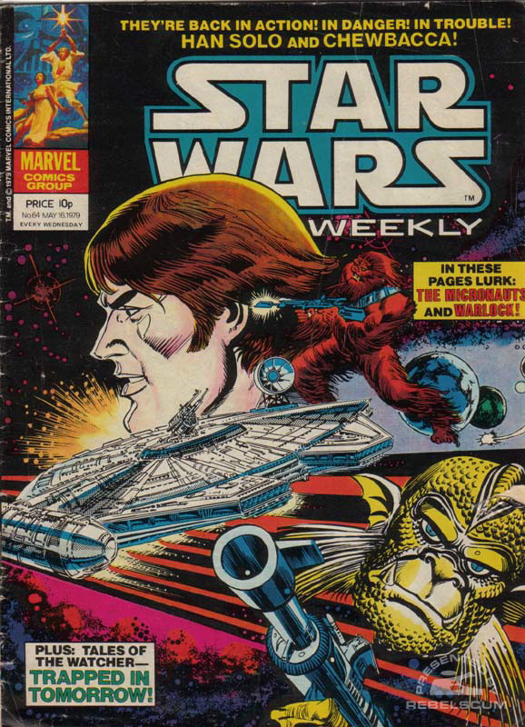 Star Wars Weekly #64