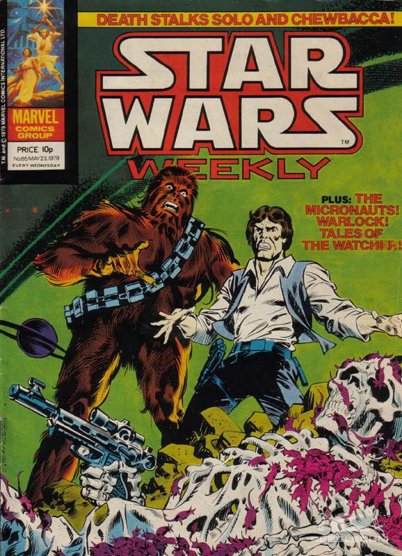 Star Wars Weekly #65