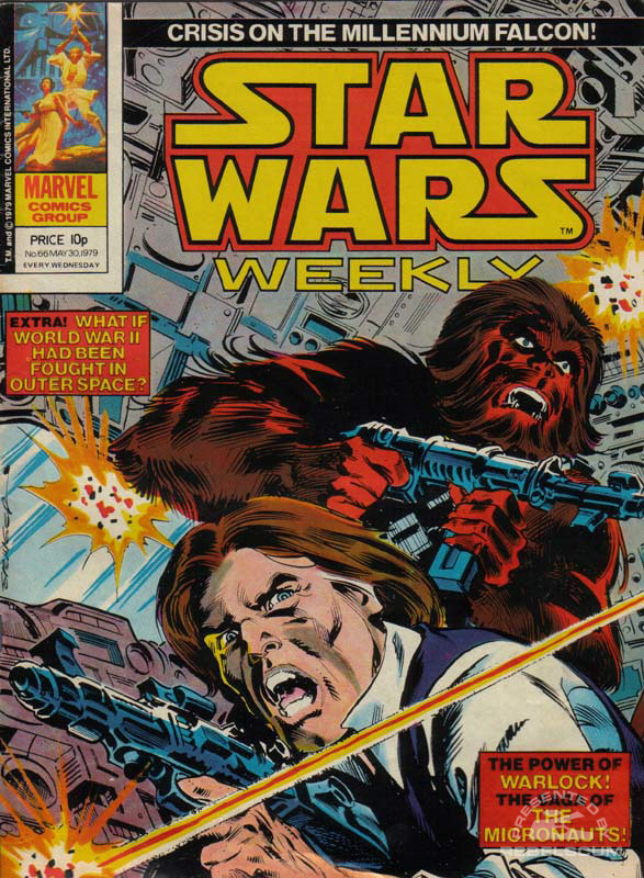 Star Wars Weekly #66