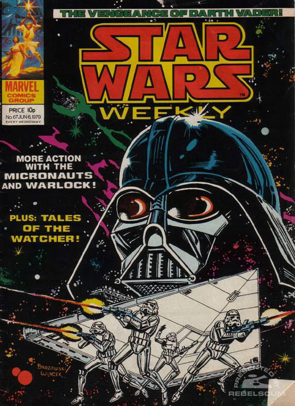 Star Wars Weekly #67