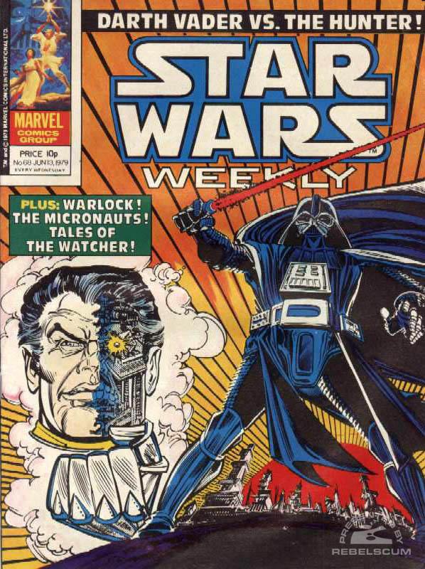 Star Wars Weekly #68