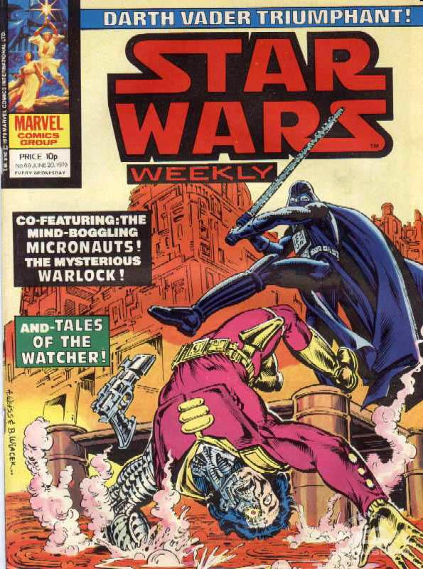 Star Wars Weekly #69