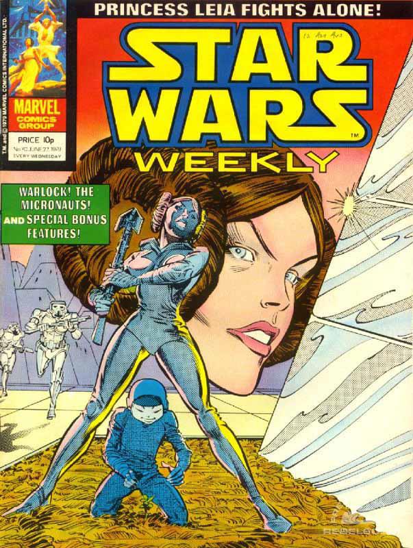 Star Wars Weekly #70