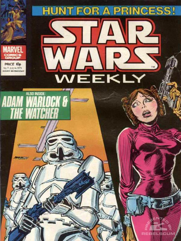 Star Wars Weekly #71