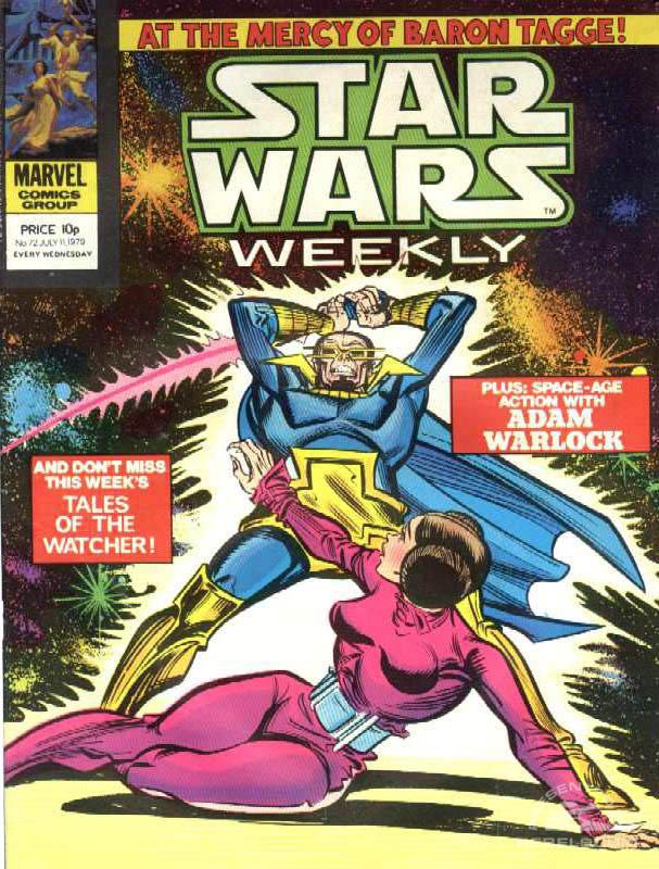 Star Wars Weekly #72