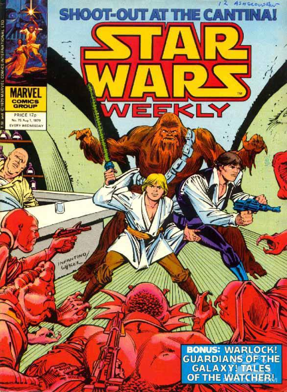 Star Wars Weekly #75