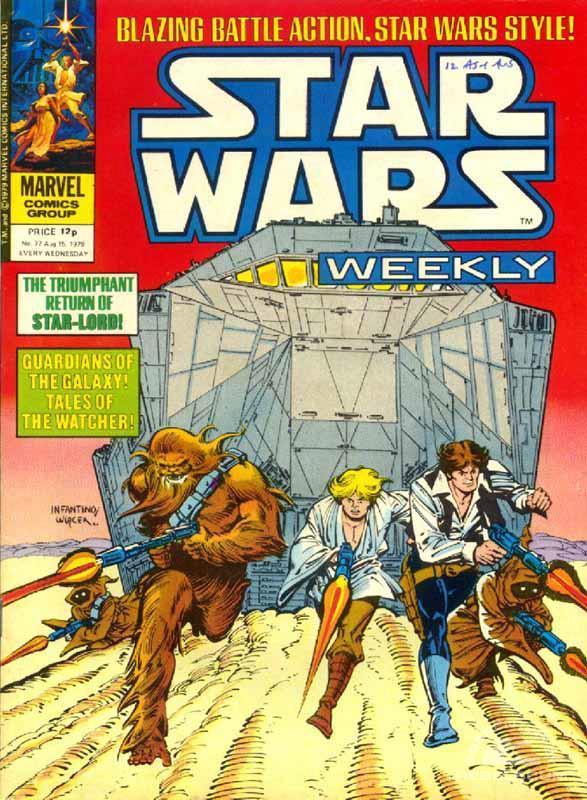 Star Wars Weekly #77