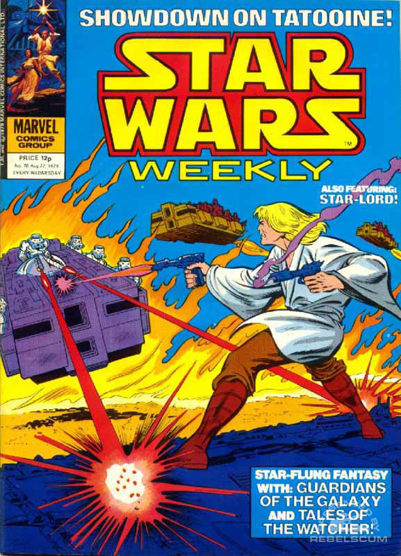 Star Wars Weekly #78