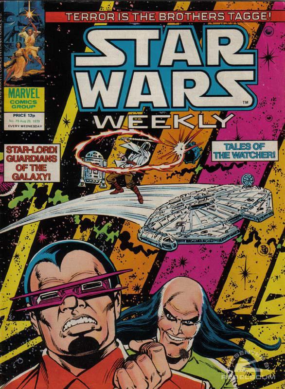 Star Wars Weekly #79