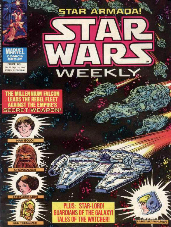 Star Wars Weekly #82