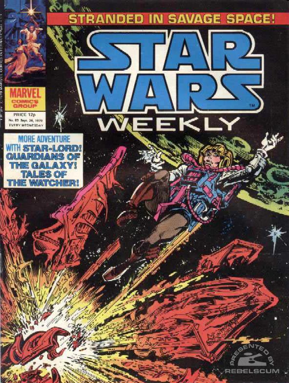 Star Wars Weekly #83