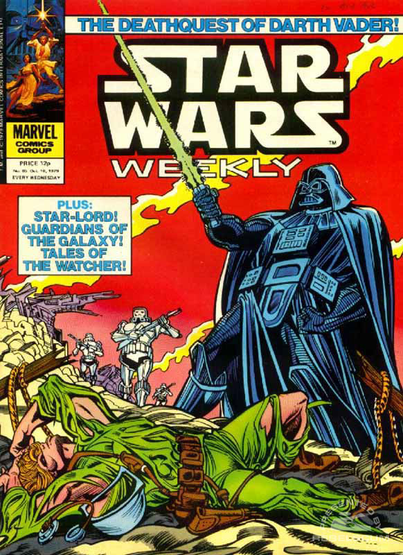 Star Wars Weekly #85